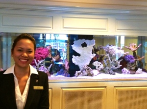Service with a Smile at Lago Mar Resort and Club